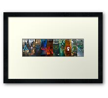 Guildpact Framed Print