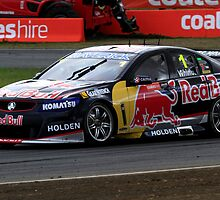V8 Supercar Racing - Ipswich 360- Willowbank by Noel Elliot
