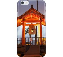 Japanese Friendship Bell iPhone Case/Skin