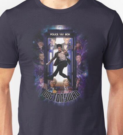 The Doctors Who Unisex T-Shirt