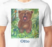 Otto roaring bear Unisex T-Shirt