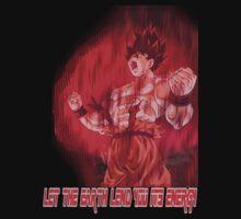 DBZ - Earth's Energy  T-Shirt