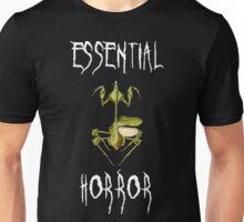 The Essential Horror White Unisex T-Shirt