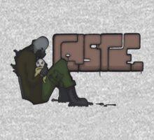 Half-Life 2 Caste Graffiti by WhoMan10