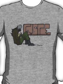 Half-Life 2 Caste Graffiti T-Shirt