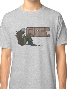 Half-Life 2 Caste Graffiti Classic T-Shirt