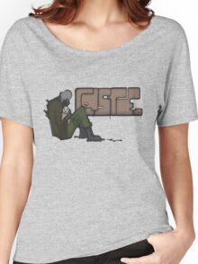 Half-Life 2 Caste Graffiti Women's Relaxed Fit T-Shirt