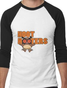 Hoothooters Men's Baseball ¾ T-Shirt