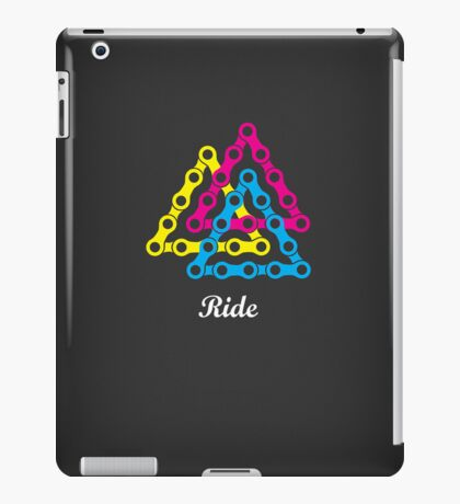 Ride / Chain / Solid Color iPad Case/Skin
