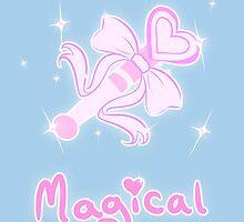 I AM a Magical Girl! by Moobuttt