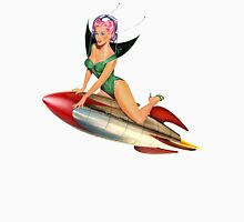 Space Pin-up Unisex T-Shirt