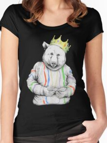 Bigi Bear Women's Fitted Scoop T-Shirt
