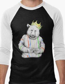 Bigi Bear Men's Baseball ¾ T-Shirt