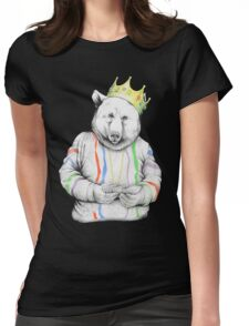 Bigi Bear Womens Fitted T-Shirt