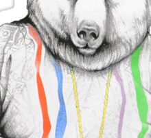 Bigi Bear Sticker