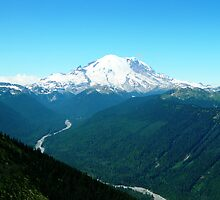 Mt. Rainier by kchase