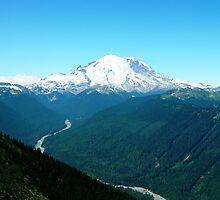 Mt. Rainier by kchase