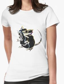 Raticate Womens Fitted T-Shirt