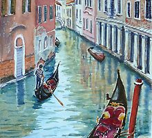 Venice 4 by Virginia  Coghill