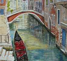 Venice 3 by Virginia  Coghill