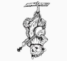 Possum Banjo One Piece - Long Sleeve