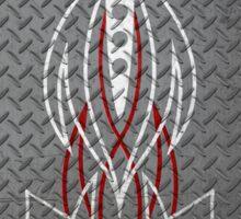 Metal Pinstriping Sticker
