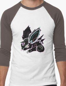 Nidoran♂ Men's Baseball ¾ T-Shirt
