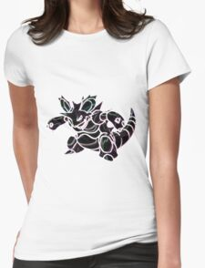 Nidoking Womens Fitted T-Shirt
