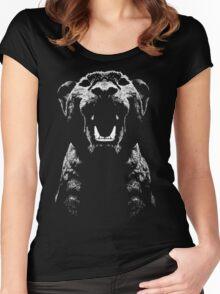 Lion Cub Rawr Women's Fitted Scoop T-Shirt