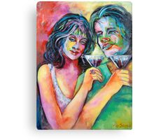 Party 2 Canvas Print