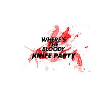 Where's The Bloody Knife Party 2 by Zero887