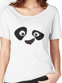 Kung Fu Panda Women's Relaxed Fit T-Shirt