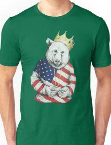 Bigi Bear America Unisex T-Shirt