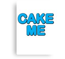 Cake Me Aoki! Canvas Print