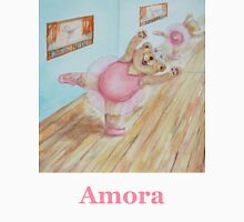 Amora Ballet Bear Unisex T-Shirt