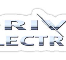 Drive Electric Sticker