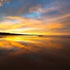 Sunrise at Middleton Point by Ginter