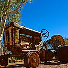 Hermannsburg Tractor by D-GaP