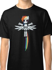 DASH-E Mk.1 - My Little Portal Classic T-Shirt
