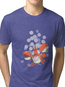 Corphish!! Tri-blend T-Shirt