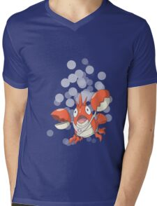 Corphish!! Mens V-Neck T-Shirt