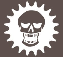 Cog and Skull by KraPOW