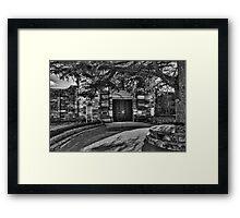 Berrima Gaol Framed Print