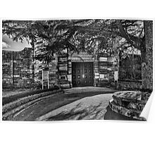 Berrima Gaol Poster