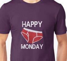Red pants Monday Unisex T-Shirt