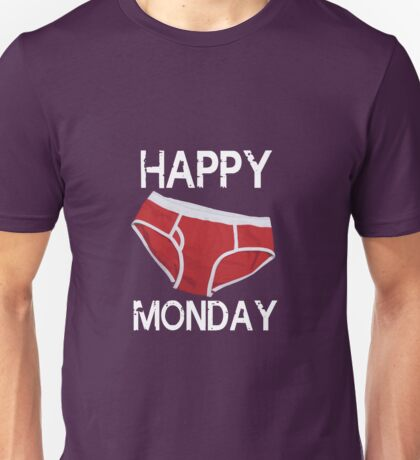 Red pants Monday Unisex T-Shirt