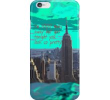 Hey There Delilah iPhone Case/Skin