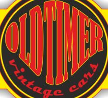 Oldtimer Vintage Cars Sticker