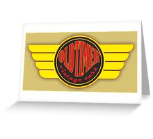 Oldtimer Vintage Cars Greeting Card
