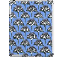Blue Field Scabious iPad Case/Skin